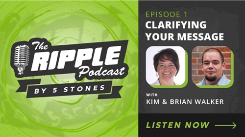 Episode 1 - Clarifying Your Message - With Kim & Brian Walker