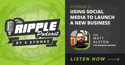 Using Social Media to Launch a New Business, and Creating Customer Experiences - With Matt Alston