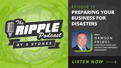 Preparing Your Business for Disasters