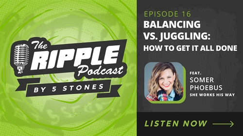 Balancing vs Juggling: How to get it all done.