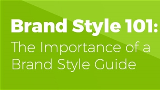 Brand Style 101: The Importance of a Brand Style Guide
