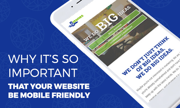 Why updating your website is important