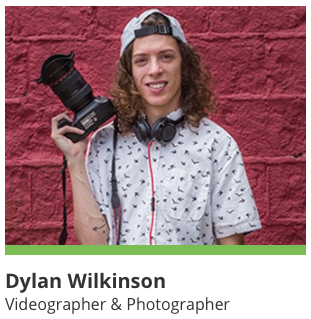 Dylan Wilkinson - 5 Stones Videographer